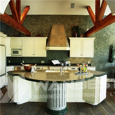 Avonite Traditional Curves Kitchen