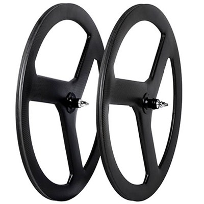 Tri Spoke Wheelset