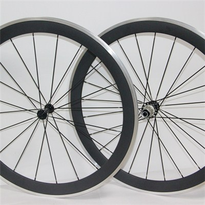 Carbon Alloy Clincher Wheelset