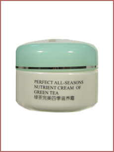 Perfect All-Seasons Nutrient Cream of Green Tea