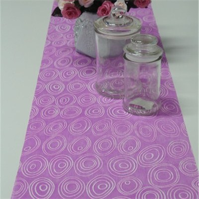 Nonwoven Table Decorations