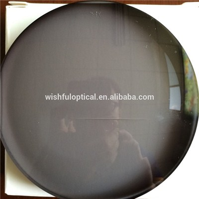 1.56 Photogrey Flat Top Semi Finished Lens