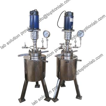 Reactor With High Pressure And High Temperature