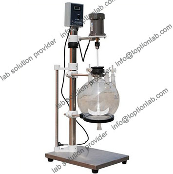 10 L Glass Liquid Separator