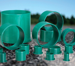 EPB2 Plastic Plain Bearings