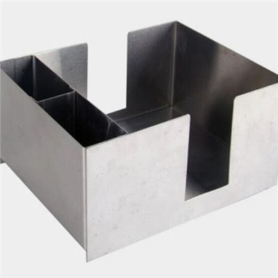 BC009 Stainless Steel White Square Bar Napkin Straw Holder Bar Caddy