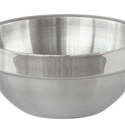 MB004 Stainless Steel Barware Double-walled Salad Bowl/Mixing Bowl/Fruit Bowl
