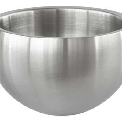 MB007 Stainless Steel Barware Double-walled Salad Bowl/Mixing Bowl/Fruit Bowl