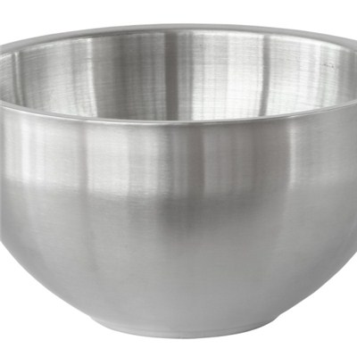 MB008 Stainless Steel Barware Double-walled Salad Bowl/Mixing Bowl/Fruit Bowl