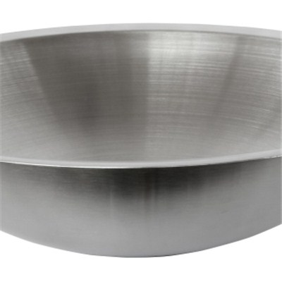 MB013 Stainless Steel Barware Double-walled Salad Bowl/Mixing Bowl/Fruit Bowl