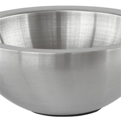 MB016 Stainless Steel Barware Double-walled Salad Bowl/Mixing Bowl/Fruit Bowl