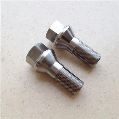Titanium Wheel Bolts