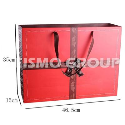 Glossy Paper Shopping Bags