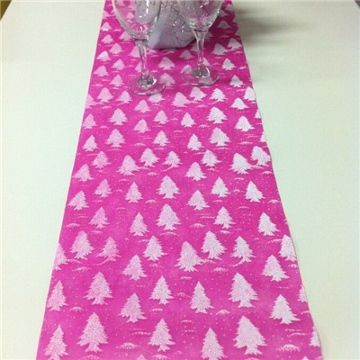 Christams Tree Table Runner