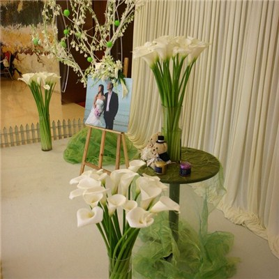 Organza Wedding Decoration