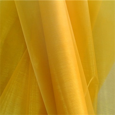 Snow Organza Fabric