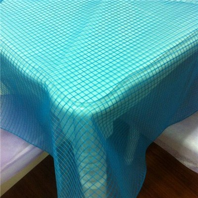 Organza Round Table Cloth