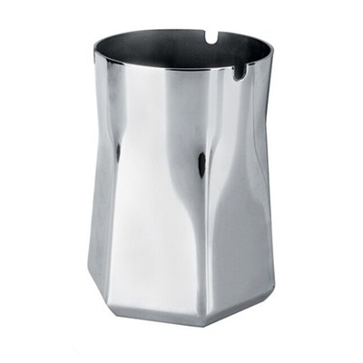 AS003 Stainless Steel Barware Round Shape Waterproof Metal Cigar Ashtrays