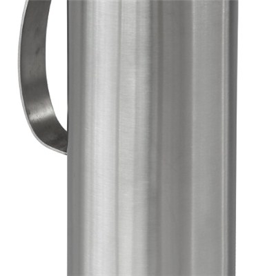 SK016 Stainless Steel Barware Water Pitcher Ice Kettle Water Jug with Handle