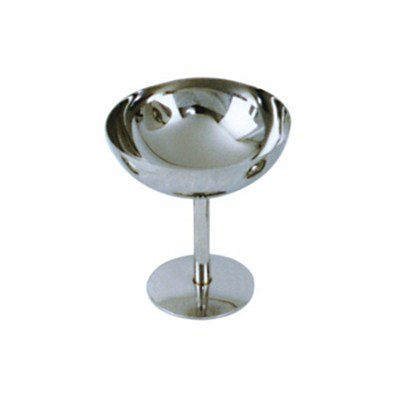 MM035 8oz Stainless Steel Barware Cocktail Mug Wine Goblet Wine Cup