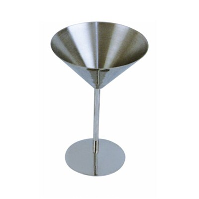 MM037 10oz Stainless Steel Barware Mug Beer Cup Wine Goblet Martini Cup High Material