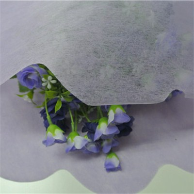 Purple Nonwoven Sheet