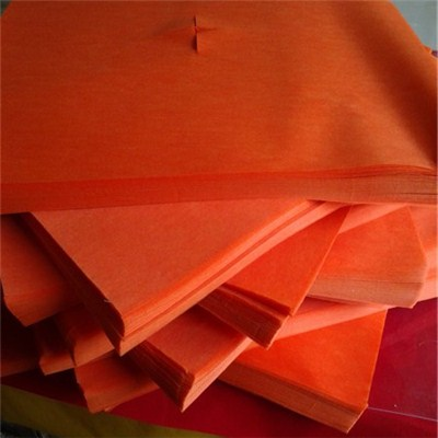 Nonwoven Sheets With Cross