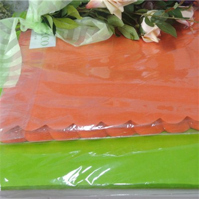Finished Nonwoven Sheets Bag