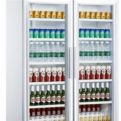 Double Door Cooler SC-1030