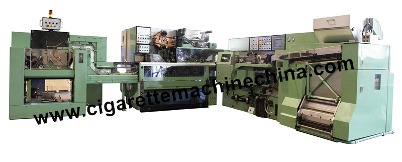 MK9 Cigarette Making Machine With Automatic Reject System
