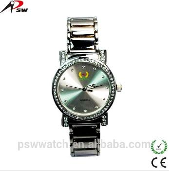 Resistant Quartz Lady Watch