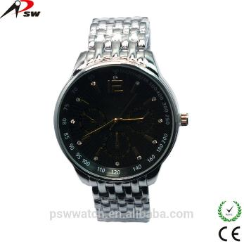 Water Resistant Quartz Watch
