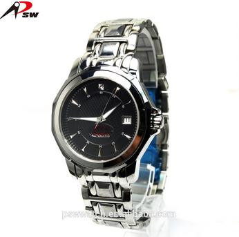Stainless Steel Back Water Resistant Watch