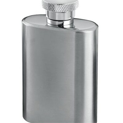 HF0013 1.5oz Stainless Steel Barware Mini Hip Flask Whisky Flask