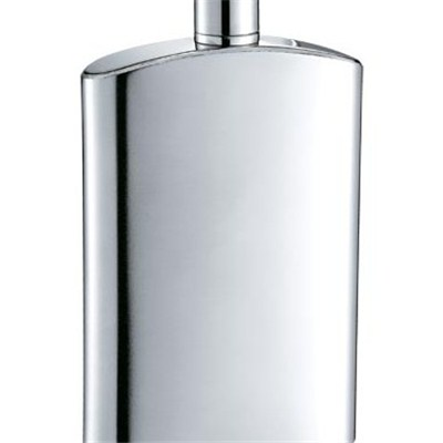 HF0021 4oz Stainless Steel Barware Whisky Hip Flask with Different Size