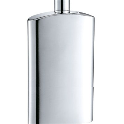 HF0022 5oz Stainless Steel Barware Whisky Hip Flask with Different Size