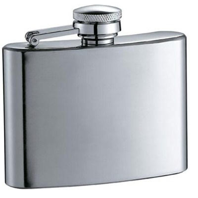 HF032 5oz Stainless Steel Barware Square Shape Hip Flask Wine Flask