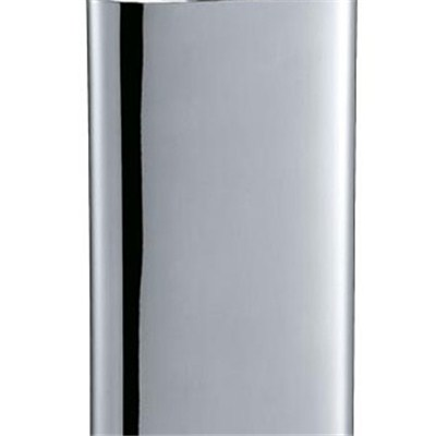 HF041 4oz Stainless Steel Barware Square Shape Hip Flask Wine Flask