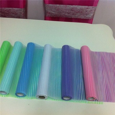 Small Stripe Organza Roll