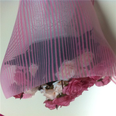 Small Stripe Organza For Packing