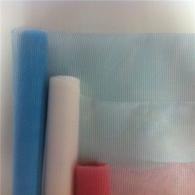 Small Stripe Organza