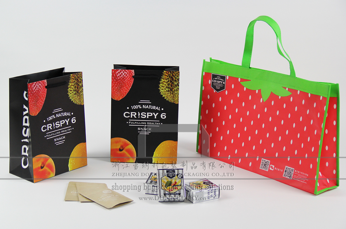 wholesale packaging bag paper