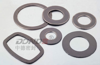 REINFORCED EXPANDED GRAPHITE GASKET (ZD-G1110)