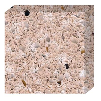 Double color engineered stone quartz surface BA-O2018