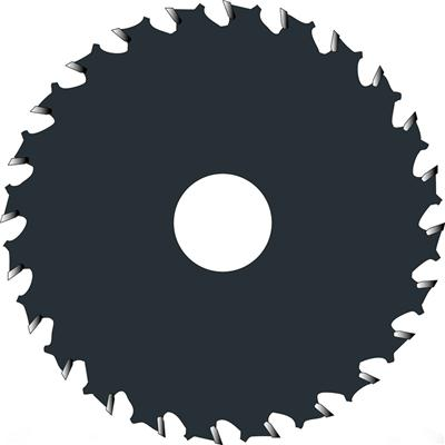 184mm 24 Tooth Tct Saw Blade