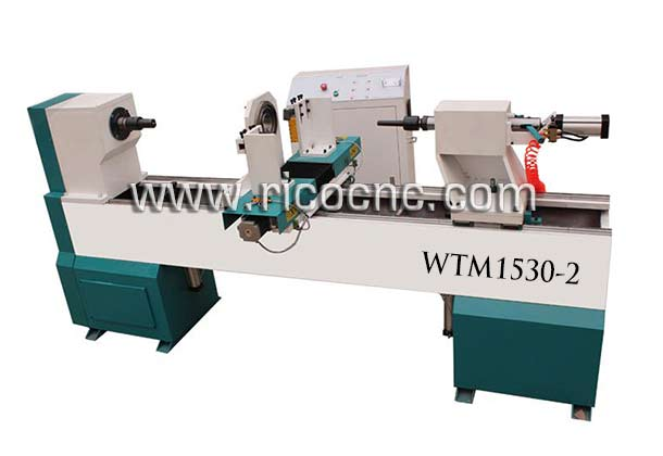 CNC Wood Turning Lathe Machine for Banister Pillars WTM1530-2