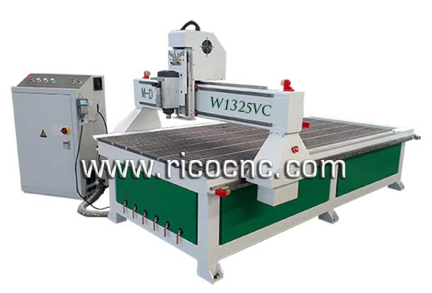 Woodworking CNC Router Wood Panel Cutting Machine W1325VC