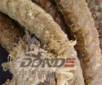Cotton Fibre Braided Packing With Grease (ZD-P1620)