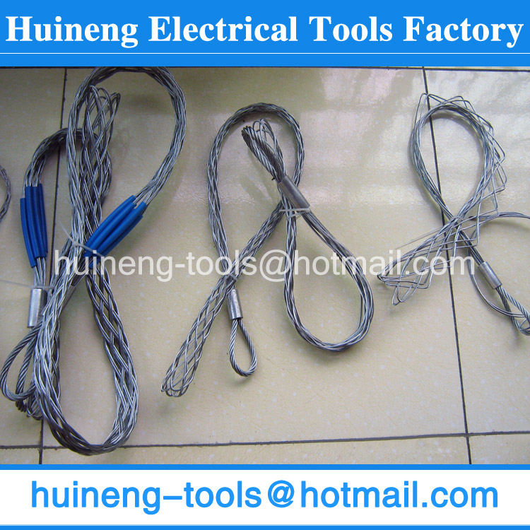 Towing Socks & Cable Pullers for Cables and Pipe