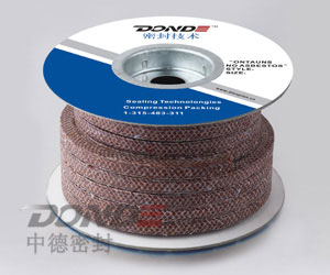 Kynol Fibre Braided Packing(Novoloid Fiber Braided Packing) (ZD-P1520)